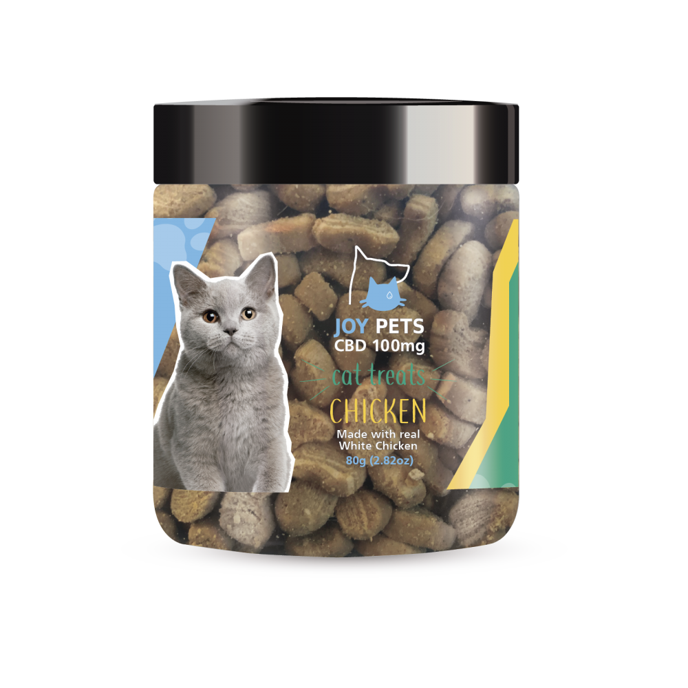 JoyPets- Cat Treats - white meat chicken